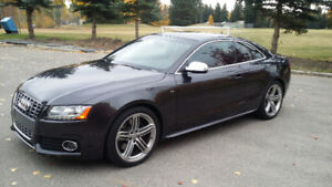 2011 Audi S5 very low Kms