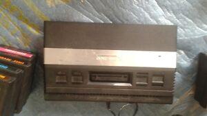 Atari Game Console w/ controllers & games