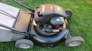 21 inch Murray, mulching mower with bag
