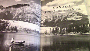 Canada - Young Giant of the North, Adelaide Leitch, 1964, 1968 Kitchener / Waterloo Kitchener Area image 2