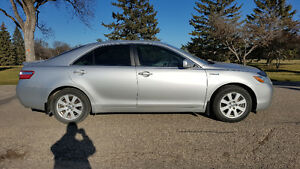 Private sale 2009 accident free Toyota Camry Hybrid