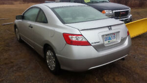 2007 Honda Civic Coupe Automatic  $3500.Works great.