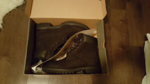 Brand New Black Timberland Boots