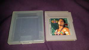 Wwf King of the ring Gameboy