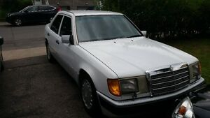 Mercedes Benz 300E 1991  170000KM