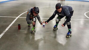 Learn to Skate with Tri-City Roller Derby! Kitchener / Waterloo Kitchener Area image 4