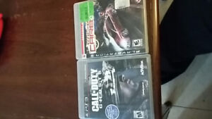 Need for Speed Carbon & COD Ghosts