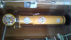 Pompes à gaz White Rose gaz tank