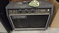 """1970's Traynor TS-15 15 Watt 2 x 8"""""""