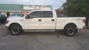 2014 Ford F-150 SuperCrew XLT  *** SALE $22995 *** 100% APPROVED