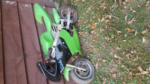 pocket bike for sale $150 obo