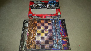 Amazing Transformers chess set in excellent condition with box.. London Ontario image 4
