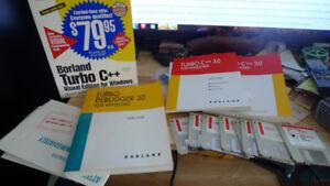 Borland Turbo C++ 3.1/3.0 Visual Edition for Windows V-3.1 .