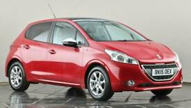 image for 2015 Peugeot 208 1.2 VTi Style 5dr Hatchback petrol Manual