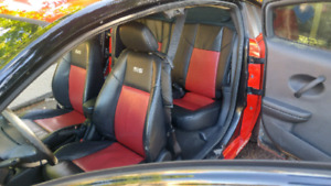 $300 Cobalt ss red and black leather seats (Saturn ion)