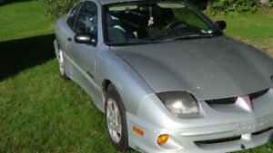 2001 Pontiac Sunfire Coupe