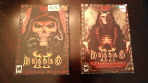 Diablo 2 and Lord of Destruction Expansion for PC