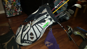 Right handed Golf clubs for sale! Very good condition