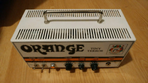Orange tiny terror amp amplifier 15w