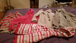 Lot of 4T girl clothes!