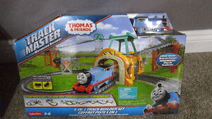 Thomas & Friends Trackmaster 5 in 1 track builder set