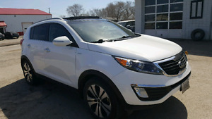 2013 Kia Sportage Ex Lugery Saftied Only 66000kms