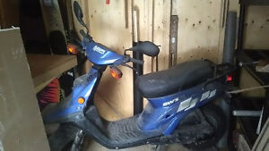 Scooter for sale with ownership