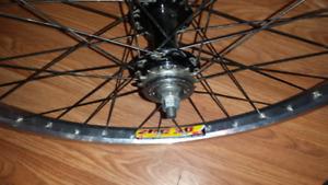 Dirt Jumping Wheels, Single Speed, 26 inch
