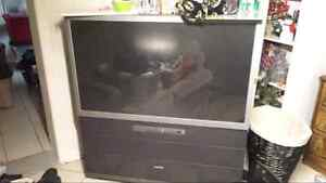 Toshiba 55inch Projection TV NEED GONE