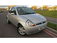 2007 57 Ford Ka 1.3 Style Climate +++PART EXCHANGE TO CLEAR+++