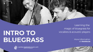 Introduction to Bluegrass Workshop
