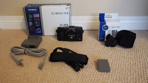 Olympus PEN E-P5 Mirrorless Camera with VF-4 Viewfinder