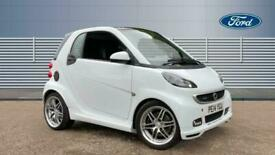 image for 2014 smart fortwo coupe Brabus Xclusive 2dr Softouch Auto [102] Petrol Coupe Cou