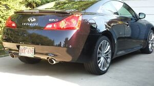 2013 Infiniti G37xS Sport Coupe Black on Black