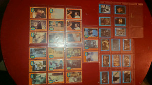 Star Wars and Star Trek Cards