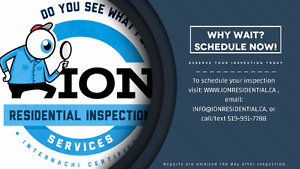 Home Inspection only $275 + FREE carbon monoxide alarm