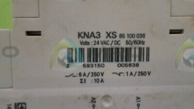 Crouzet Kna3xs Relay Used