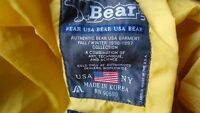 Bear down reversible ski jacket in mint condition