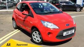 2015 Ford Ka 1.2 Edge (Start Stop) Manual Petrol Hatchback