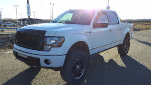 2009 Ford F-150 Platinum Lifted-Trade for dirtbike/sled etc