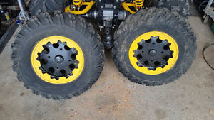 Can Am tires and rimsForSale: Can Am rims and tires Photo upload