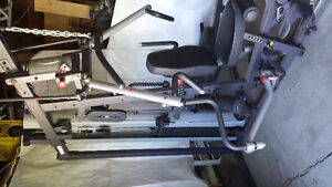Body solid exercise system