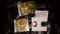 Pokemon HeartGold Nintendo ds complet 60$