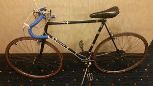 Vintage Road Raleigh Bike Bicycle