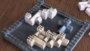 BOARD GAME - CATHEDRAL (Polystone edition)