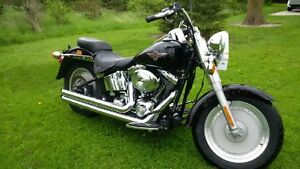 Harley Davidson Fat Boy JUST REDUCED