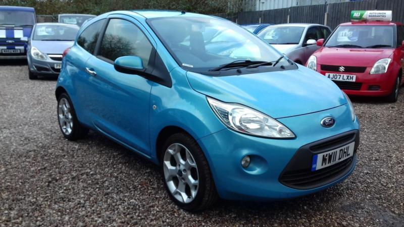 Ford Ka   Py Road Tax Please Watch The Video