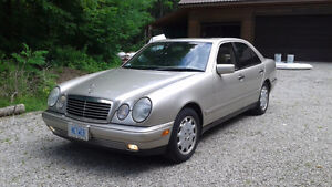 1998 Benz like new only 109kkms