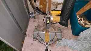 Dewalt saw Peterborough Peterborough Area image 2