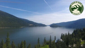 Fully Serviced RV Lot in Beautiful BC